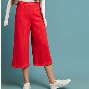 ■Anthropologie■ (M) Muse Terry Pants